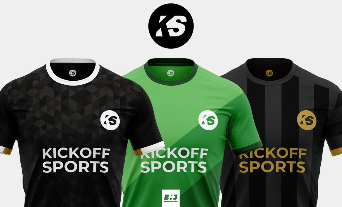 KickOff Sports all shirts