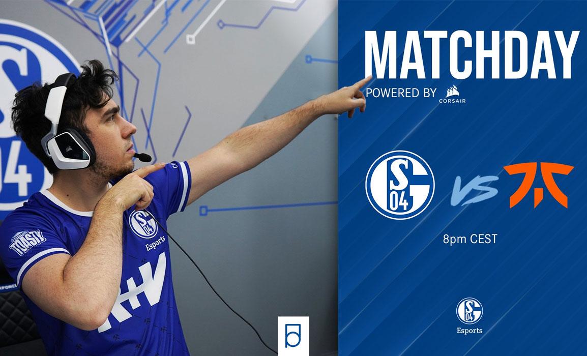 Schalke04 Matchday Graphic