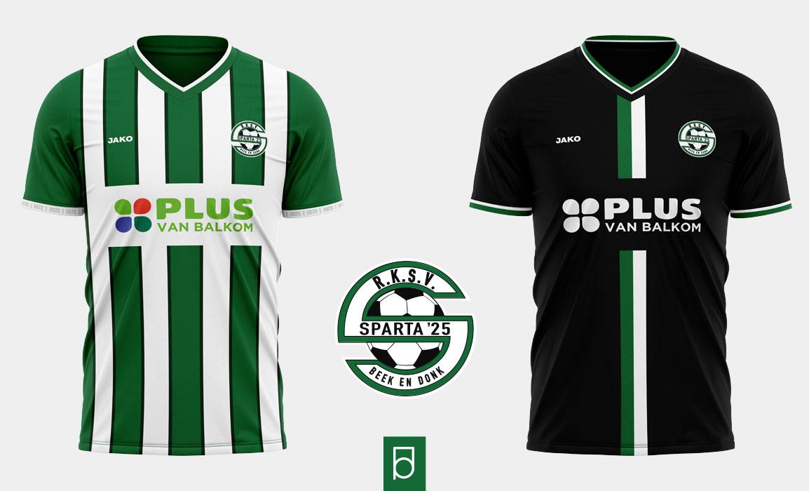 Sparta '25 Shirts